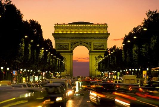 Ganhar viagem a paris