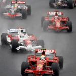 Grande Prémio do Brasil em Fórmula 1.